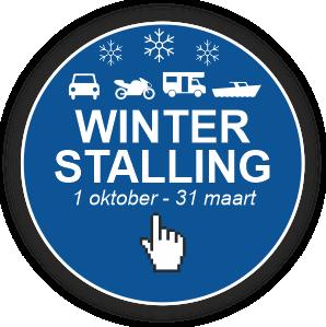 Winterstalling van 1 oktober tot 31 maart